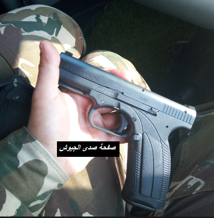 """تصنيع أول مسدس """"كركال"""" بالجزائر في 2014 - صفحة 3 25872582117_1dd50fc1a8_b"""