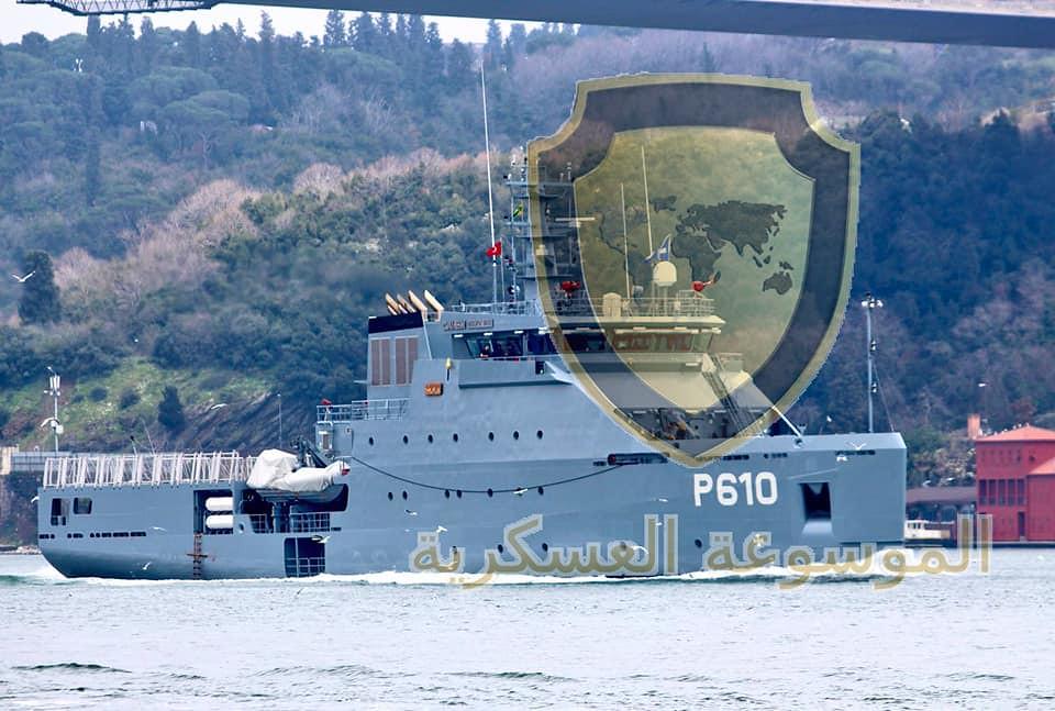 OPV1400 تابعة للجيش التونسي صور حصرية 39800379495_4883c092fc_b