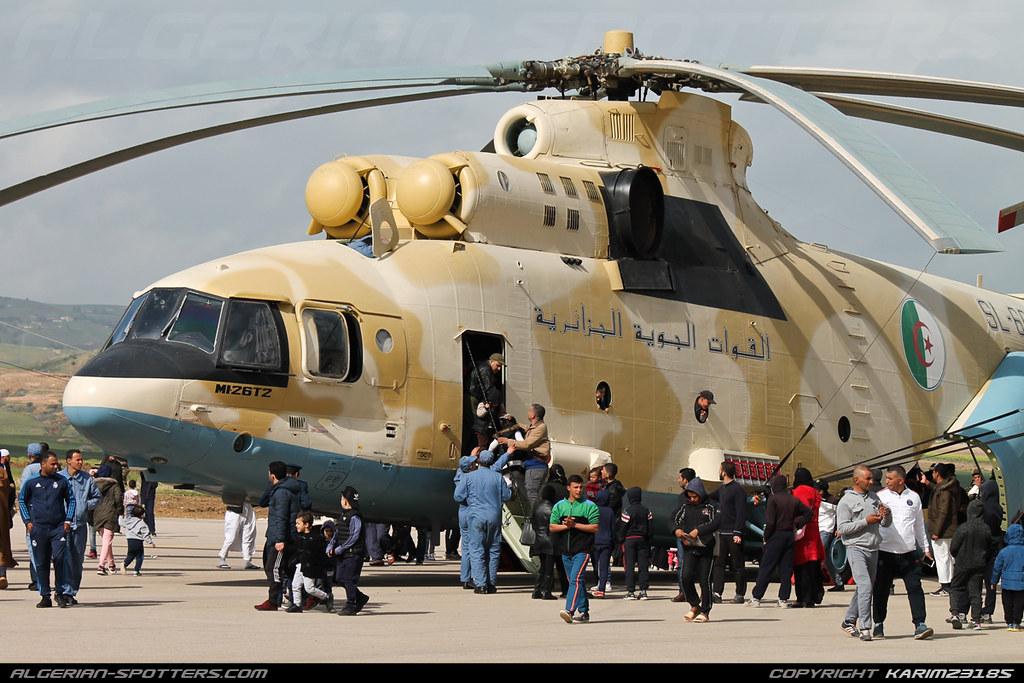 صور المروحيات الجزائرية  MI-26T2 - صفحة 22 32023697578_65a345053d_b