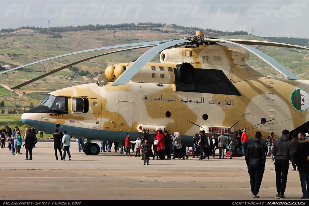 صور المروحيات الجزائرية  MI-26T2 - صفحة 23 32023695088_ae3fabb672_b