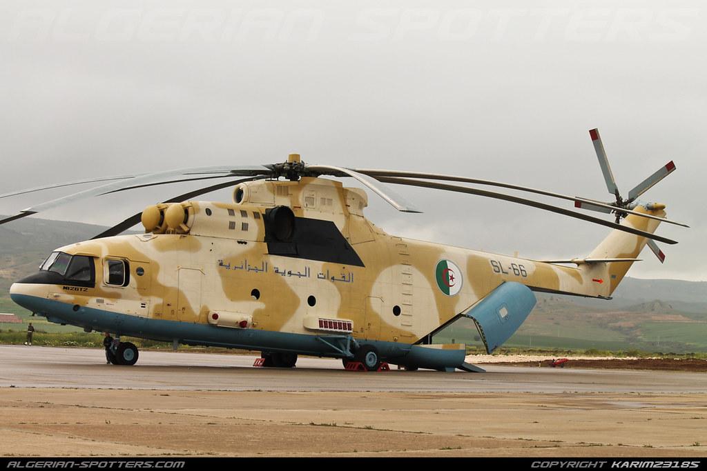 صور المروحيات الجزائرية  MI-26T2 - صفحة 22 45170750564_f5f611a28d_b