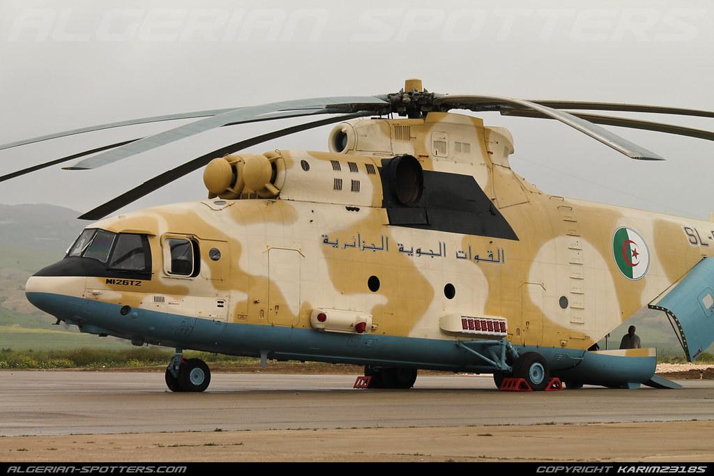 صور المروحيات الجزائرية  MI-26T2 - صفحة 22 30955776027_008832057a_b