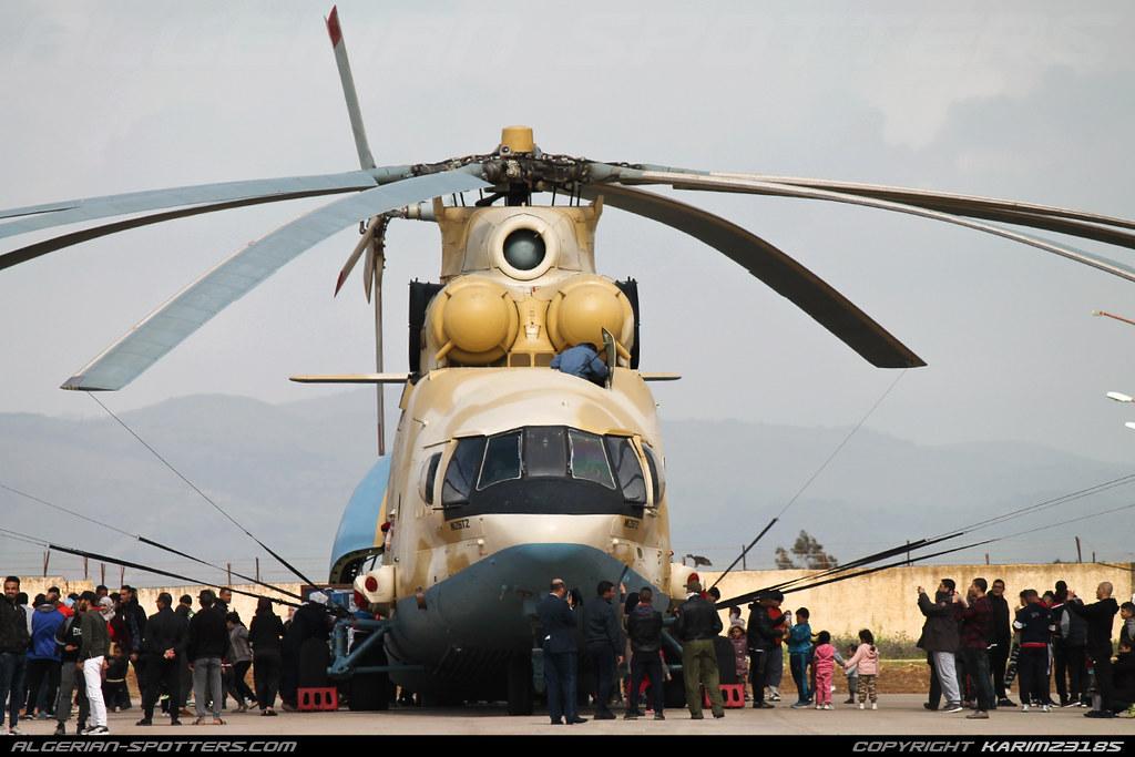 صور المروحيات الجزائرية  MI-26T2 - صفحة 22 45894814511_ebf367aac6_b
