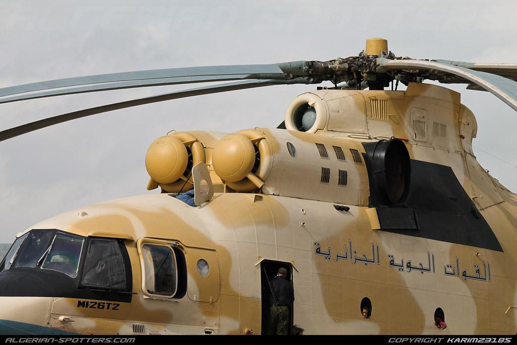 صور المروحيات الجزائرية  MI-26T2 - صفحة 22 32023703108_5bc1667ab1_b