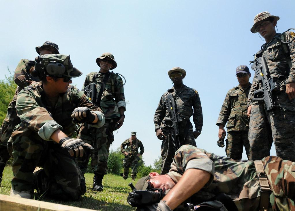 Fuerzas Especiales de el Ejercito de Guatemala  5325341008_3b74a297ec_b