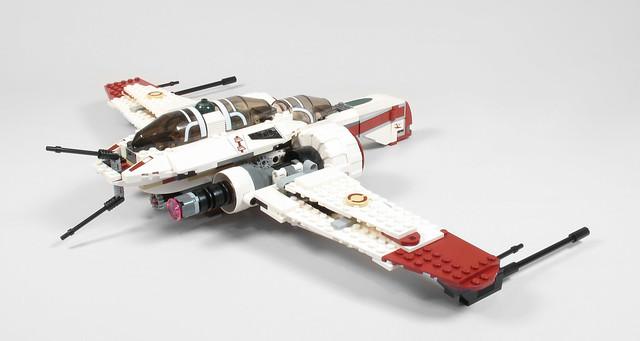 8088 ARC-170 Starfighter 5309353924_6f5c3e316a_z