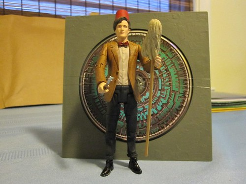 11th Doctor With Fez Review 5548319692_587ee55455