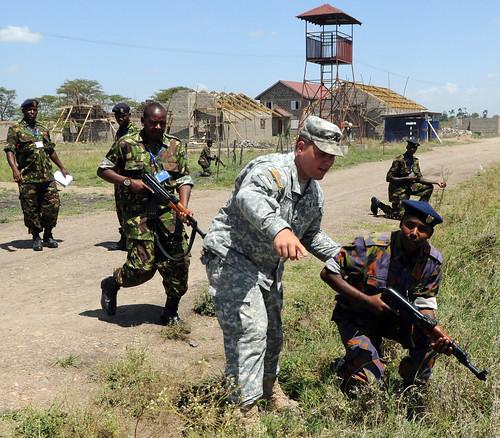 Armée kenyane/Kenyan Armed Forces 5660648520_e8314a4eca