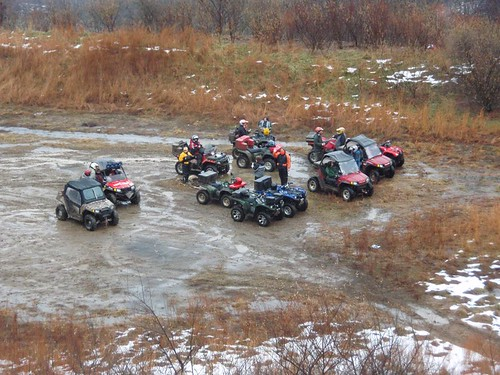 Quadcrew Riders New years Ride 5317357098_5958f0bb6c