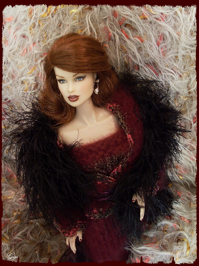 Fashion Royalty repainted by talented artists 5352212257_e3053a0de5_b