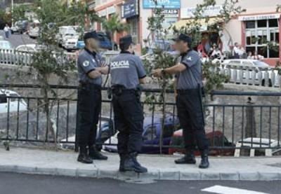 El Gobierno se opone a que la Policía Canaria vigile el Parlamento 5530597978_ab98520080