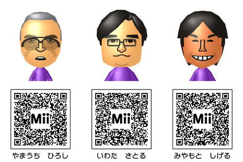 Nintendo 3DS - Partage de nos QR CODE MII et codes Amis 5498848357_fcfebc2677