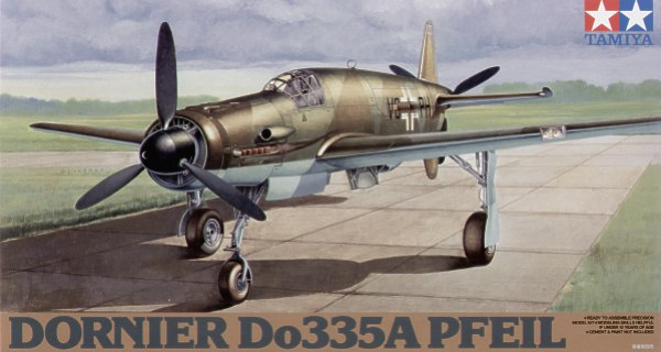 Dornier Do-335 A Pfeil [Tamiya 1/48 - MAJ : 31/12/11] Voilaaaaaa c'est fini !  5466656780_e1c8b16a7f_o