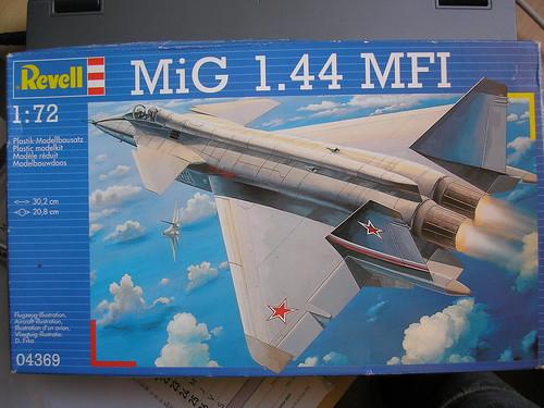MiG 1.44 MFI [Revell 1/72 - MAJ au 19/08/12] Voilaaaaaaa c'est fini ! 5643506755_3c4dc46bbf