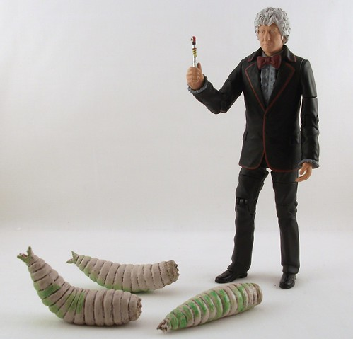 Third Doctor & Giant Maggots Review 5576110203_cac7f1d005