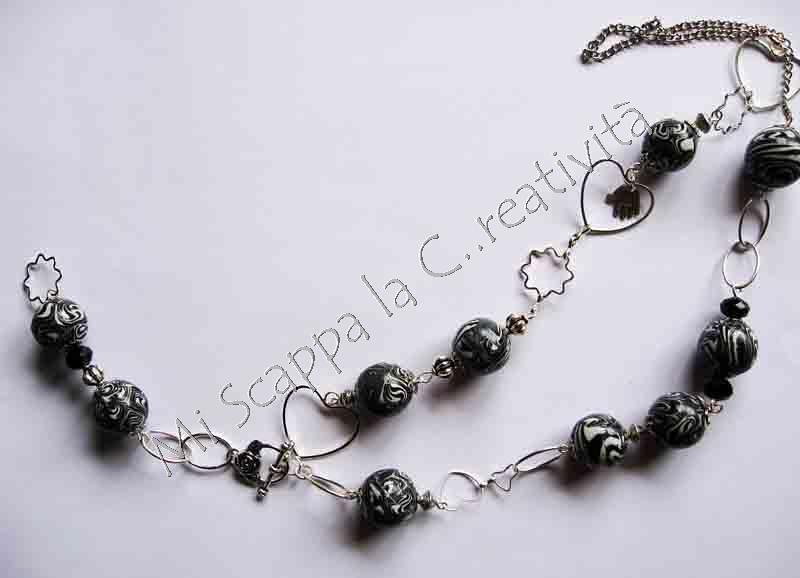 Parure Swirl Black&White 5201660520_7e0743774f_b