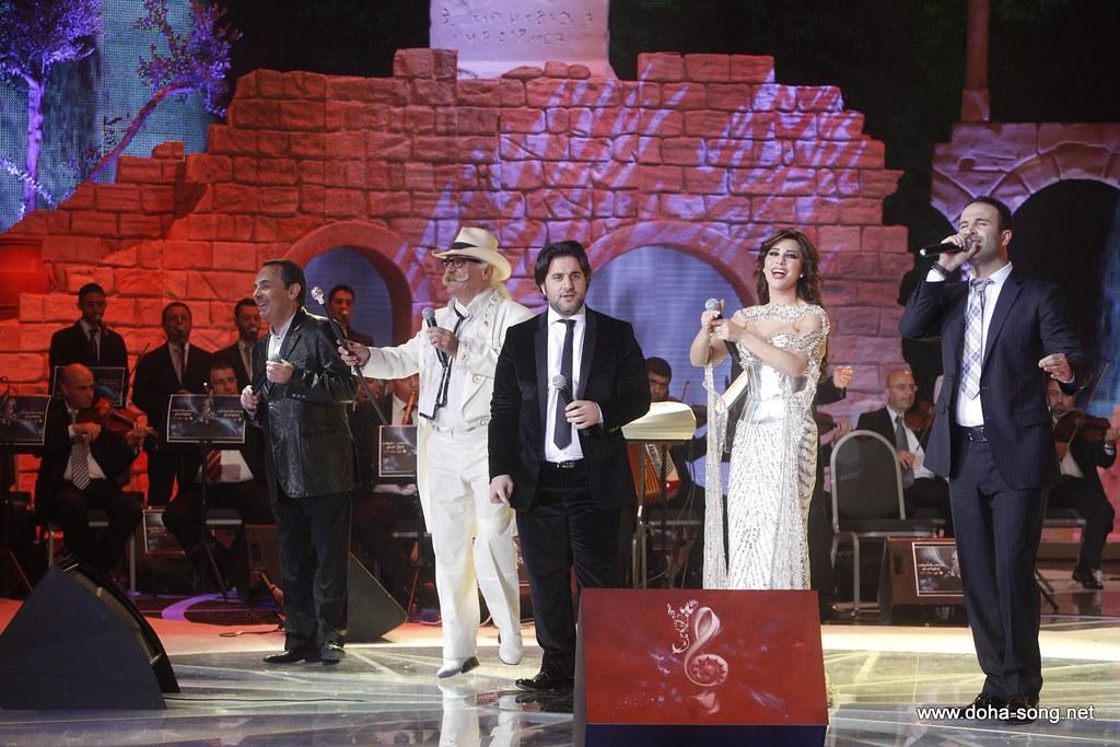 من مهرجان الاغنية العاشر ~~ الدوحة 5300274770_298ea533b7_b
