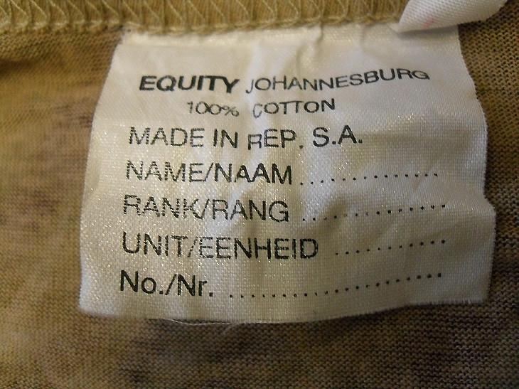 Rhodesian T-Shirt (South African copy) 5420070049_78dcd6130d_b