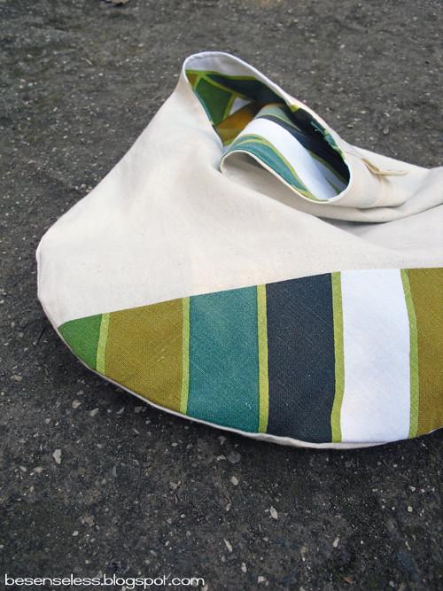 borsa in cotone (con tovaglia riciclata) 5475686765_09ed068386_b