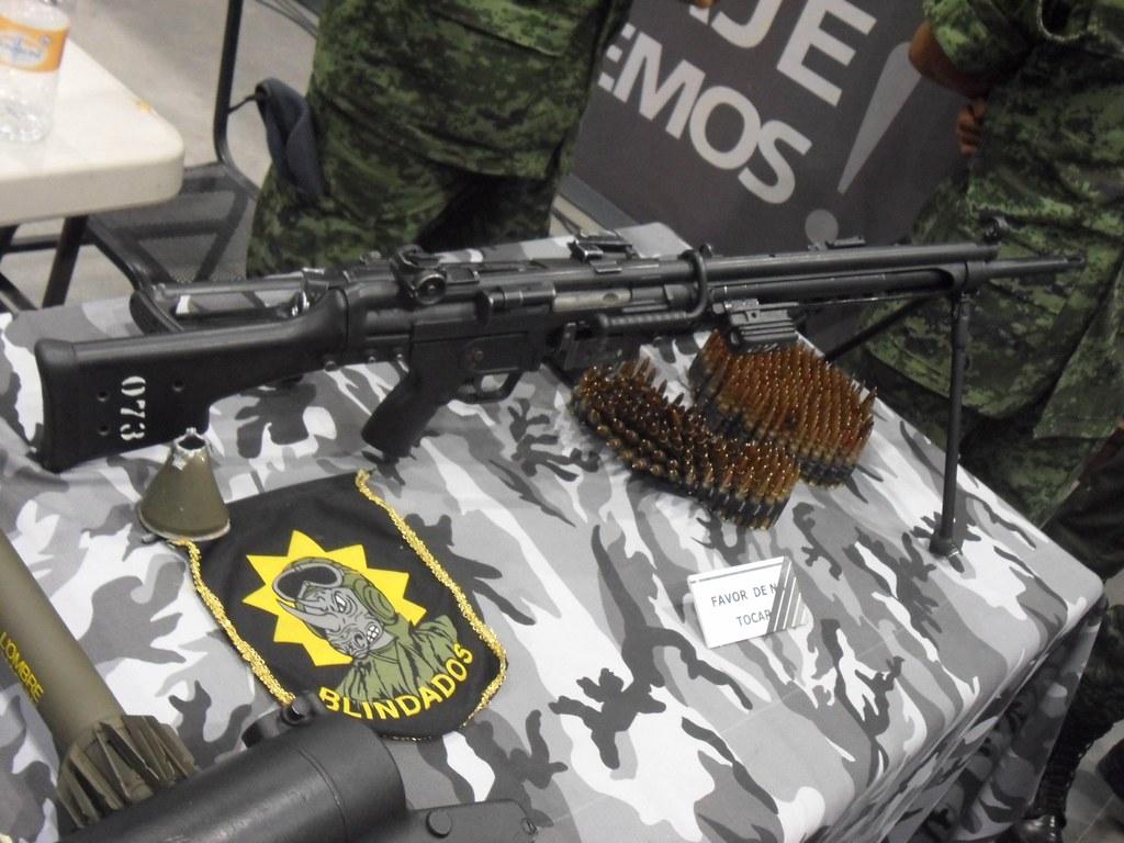 Exhibicion itinerante del Ejercito y Fuerza Aerea; La Gran Fuerza de México PROXIMA SEDE: JALISCO - Página 6 5812491129_8fcb422719_b