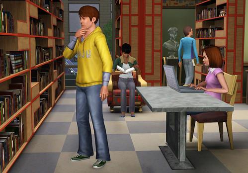 Les Sims™ 3 : Vie Citadine Kit 5838693973_c16957554f