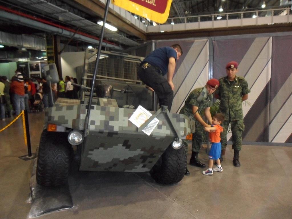 Exhibicion itinerante del Ejercito y Fuerza Aerea; La Gran Fuerza de México PROXIMA SEDE: JALISCO - Página 6 5842095587_f3f296bb7e_b