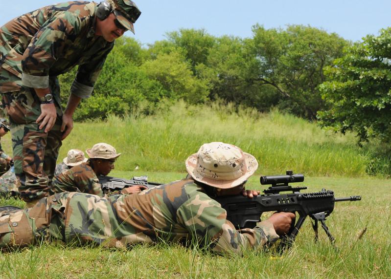 Fuerzas Especiales de el Ejercito de Guatemala  5324737849_ff70b3177b_b