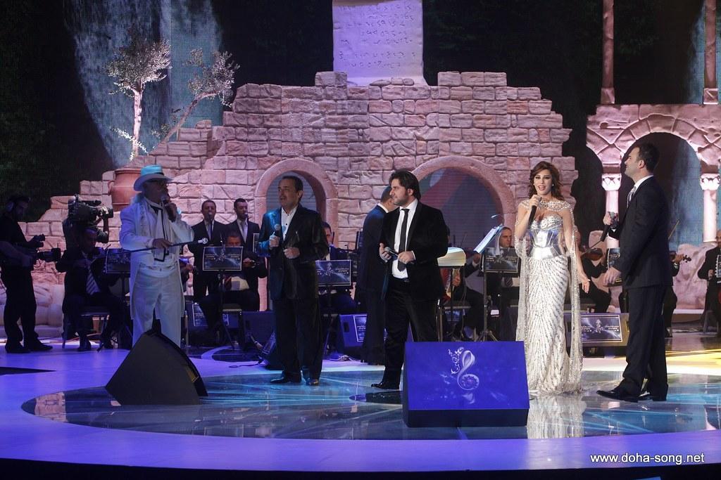 من مهرجان الاغنية العاشر ~~ الدوحة 5299677527_90c85c4dc0_b