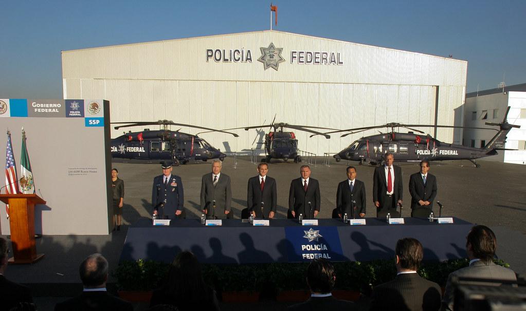 UH-60M Blackhawk de la Policia Federal 5205185590_55c0c78e2f_b