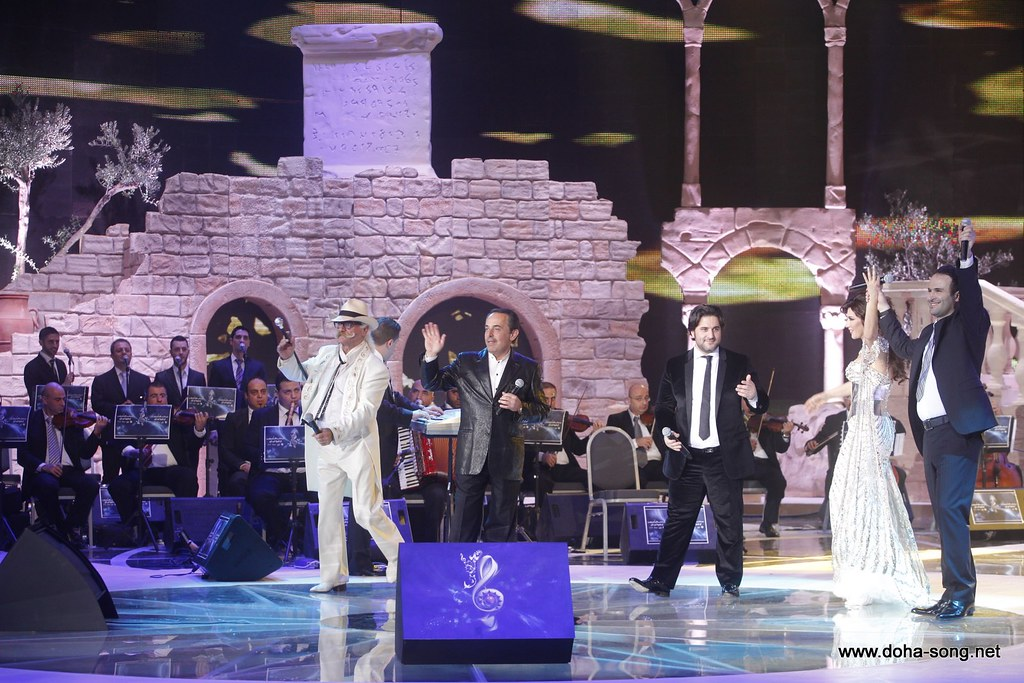 من مهرجان الاغنية العاشر ~~ الدوحة 5299676897_e16cc1dd15_b