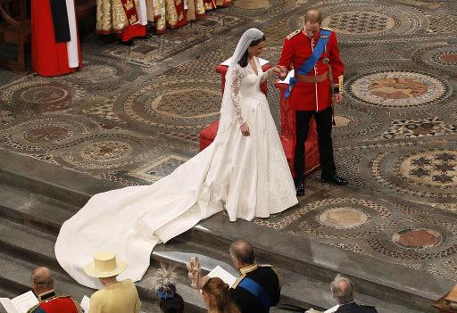 พิธีเสกสมรส เจ้าชายวิลเลียม และ เคต ดัชเชสส์แห่งเคมบริดจ์ 29/04/2011 5669246131_2803cf8f50_z