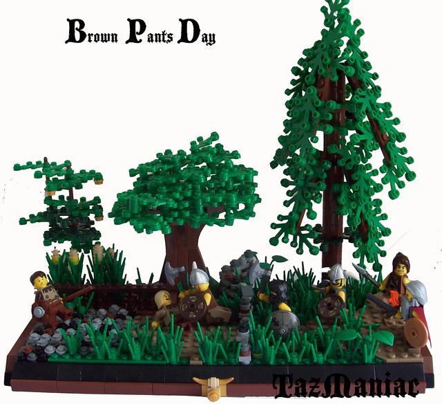 Brown Pants Day. 5655847097_0933679a77_z
