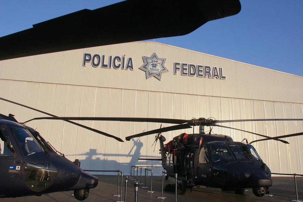 UH-60M Blackhawk de la Policia Federal 5205187038_e3b2f6d24a_b