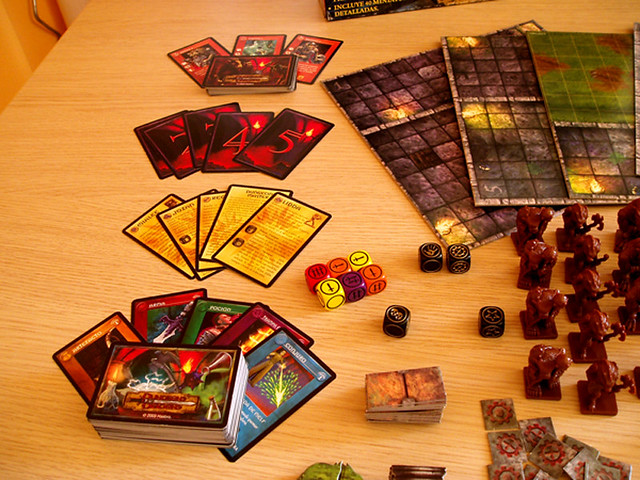 DUNGEONS AND DRAGONS: LA AVENTURA FANTÁSTICA 5297096708_4abf9a1bd5_z