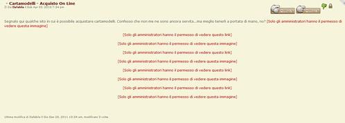 Problemi di visualizzazione del forum - Parliamone 5373183203_434098024f