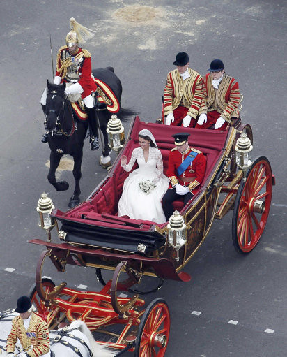 พิธีเสกสมรส เจ้าชายวิลเลียม และ เคต ดัชเชสส์แห่งเคมบริดจ์ 29/04/2011 5669780632_24ecdab9c3_z