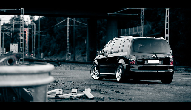 """VW Touran """"Geiler pampersbomber"""" 5862983902_86e8d62f19_z"""