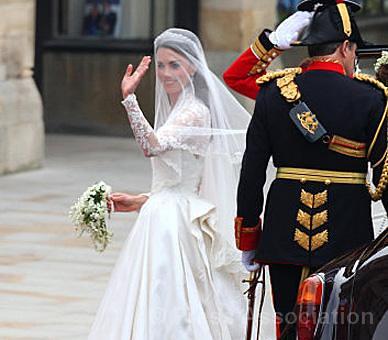 พิธีเสกสมรส เจ้าชายวิลเลียม และ เคต ดัชเชสส์แห่งเคมบริดจ์ 29/04/2011 5668863537_daf2e7fab8_z