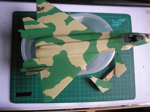 MiG 1.44 MFI [Revell 1/72 - MAJ au 19/08/12] Voilaaaaaaa c'est fini ! - Page 3 5822641768_45a4466355