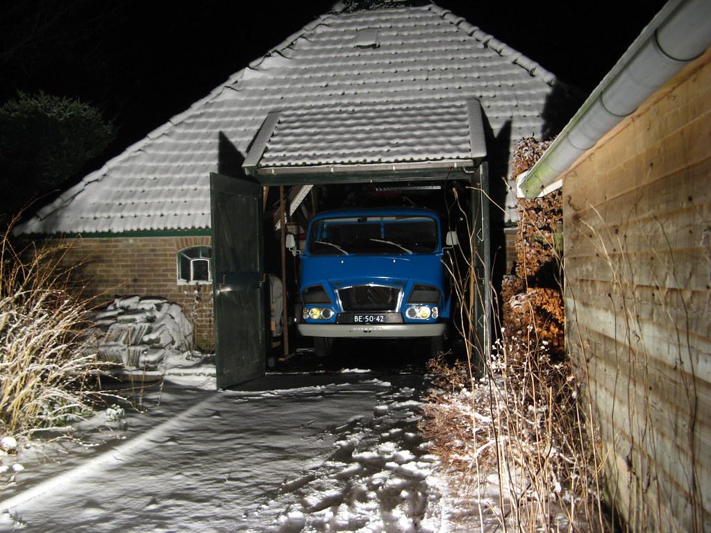 Utilitaire Citroën sous la neige - Page 2 5248822335_77ac5068b1_b