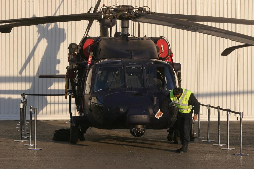 UH-60M Blackhawk de la Policia Federal 5205188410_a4e80fb2e0_b