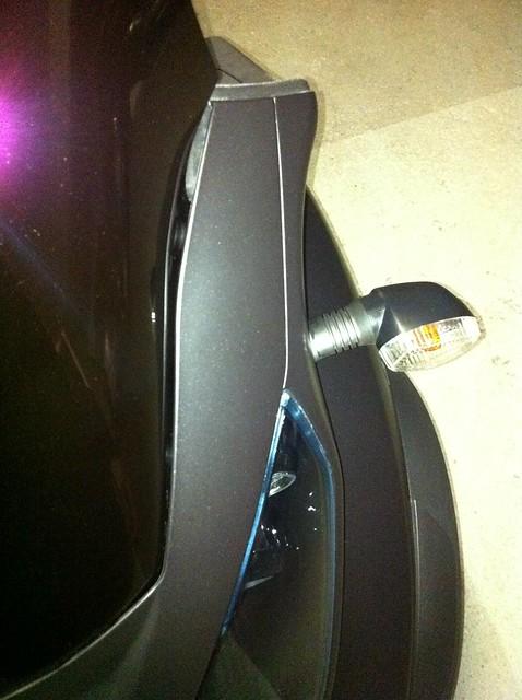 Le MP3 400 LT Sport noir mat de jerome_bachata 5511760549_e5224cc480_z