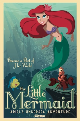 [Disney California Adventure] The Little Mermaid: Ariel's Undersea Adventure (2011) - Page 13 5727481171_777d4cb3c9_o