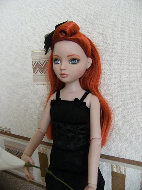 Ma nouvelle demoiselle est arrivée (Ellowyne Nevermore) 5622229518_0102fd3cac_z
