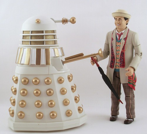 7th Doctor and Imperial Dalek Review 5619158074_fd1b195ba9
