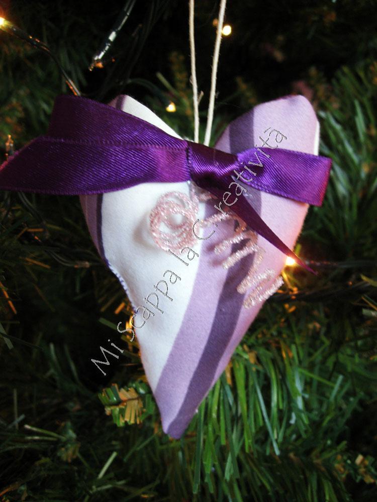 Ecco il mio Xmas Purple Tree!! 5240678284_9761322e83_b