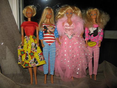 Barbie & Disney