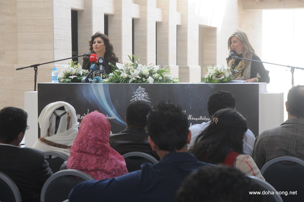 مؤتمر الصحفي بقطر 5296502014_8b7d7e9761_b