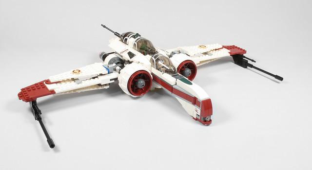 8088 ARC-170 Starfighter 5309354168_e6611af95f_z
