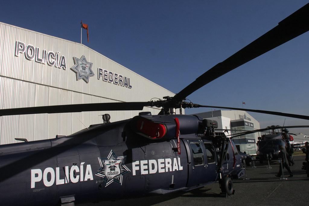 UH-60M Blackhawk de la Policia Federal 5204593203_18babc99b1_b